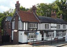 The Wheelhouse Veterinary Surgery, Chalfont St Giles - Conversion of Grade Listed Public House