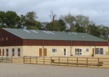 B&W Equine Group, Breadstone - New Build Equine Hospital