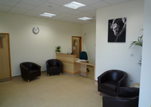 B&W Equine Group, Breadstone - Client Reception Area