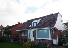 Loft Conversion & Extension to a Dwelling, Street
