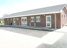 Field & Sports, Butleigh, Somerset - New Build Sports Pavilion in conjunction with The Football Foundation